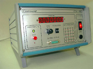 Encoders electronic test box